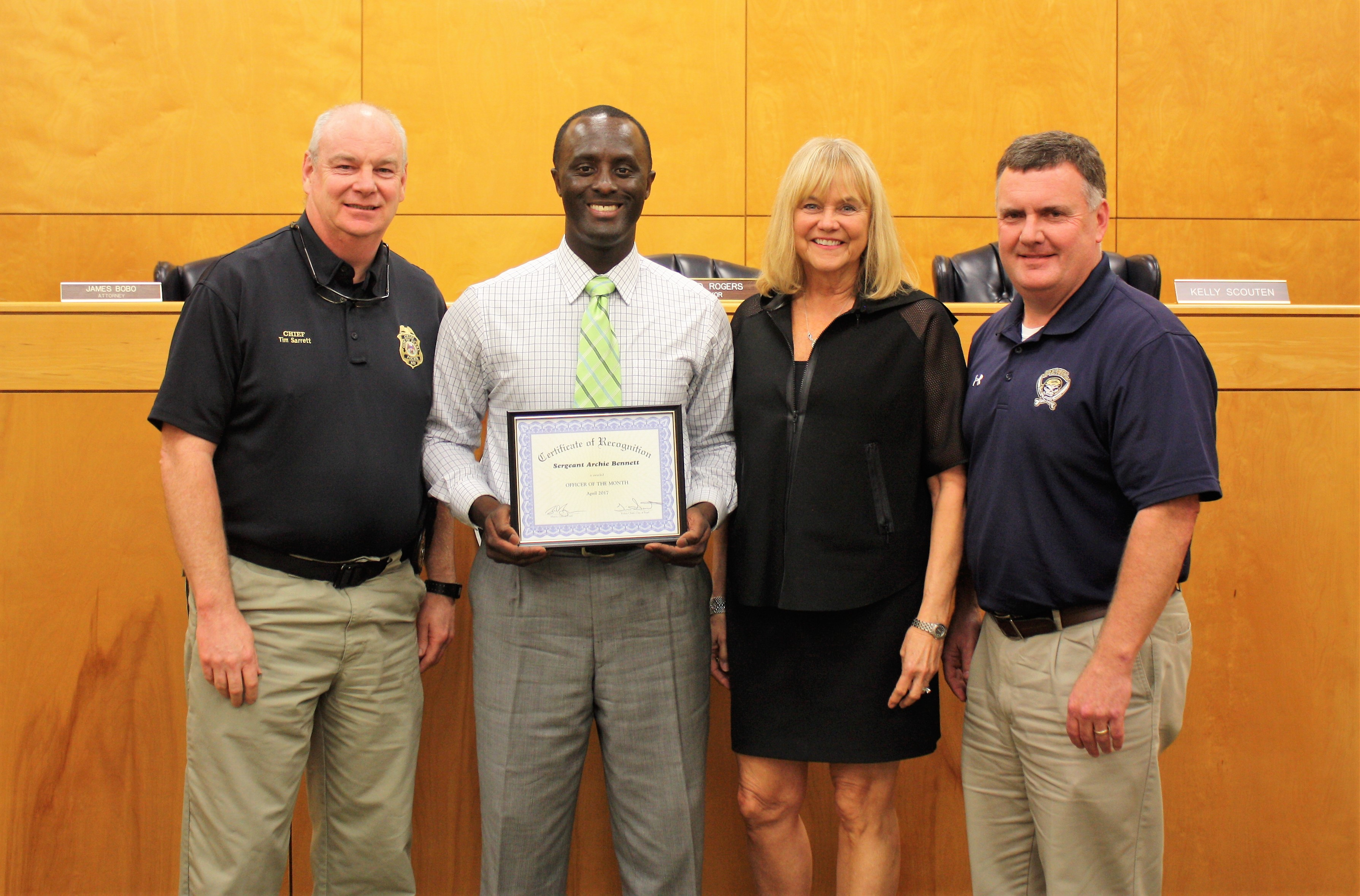 officer of the month pearl chamber of commerce officer of the month