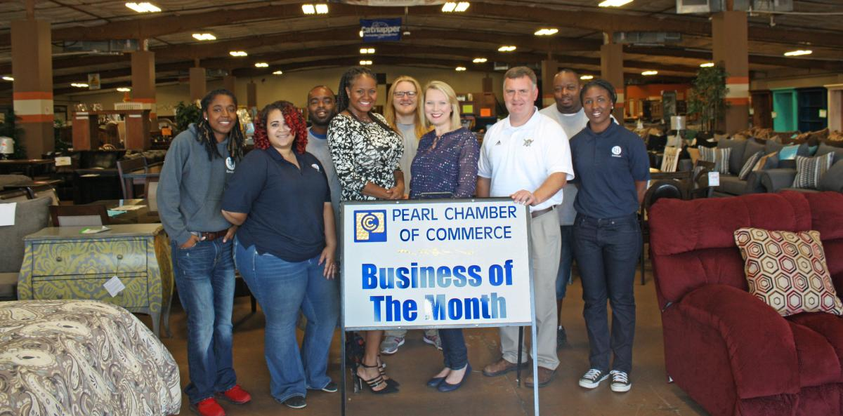 T D Pearl Chamber Of Commerce
