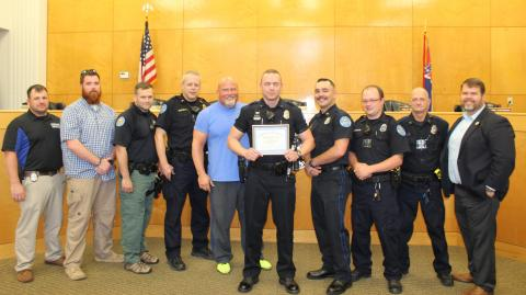 Officer of the Month | Pearl Chamber of Commerce